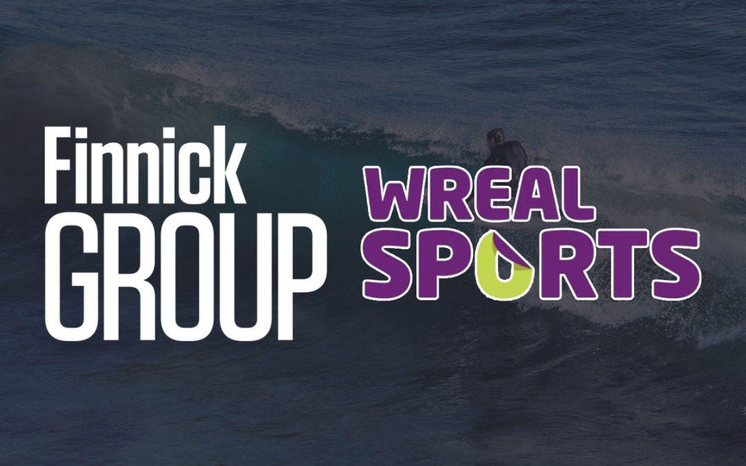 finnick wreal logo